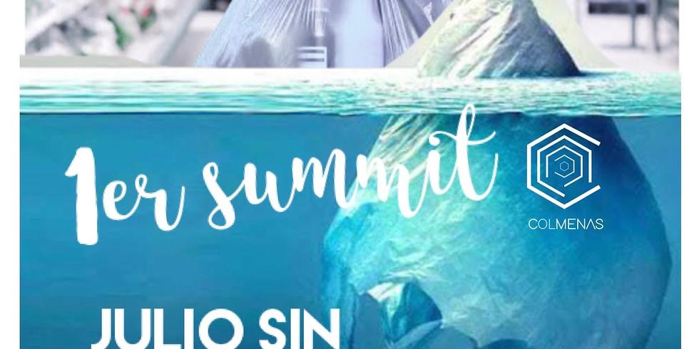 Summit ColMenas: Julio sin Plástico