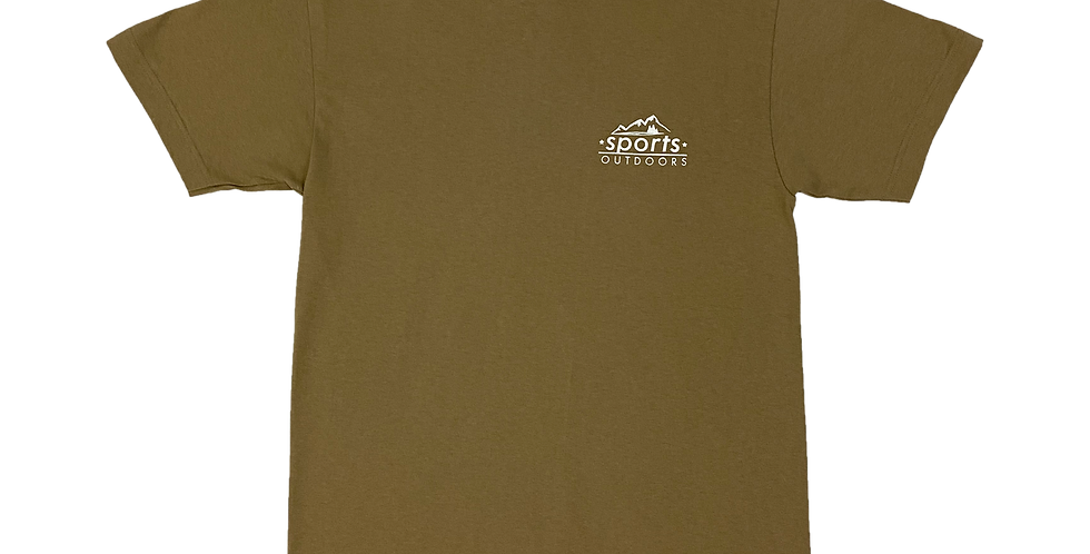 Outdoors Logo Tee