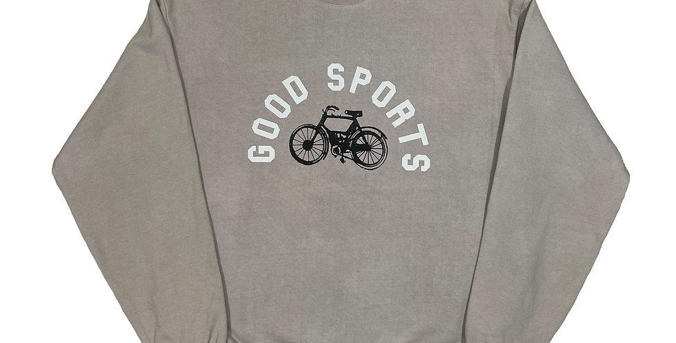 Motor Bike Crewneck