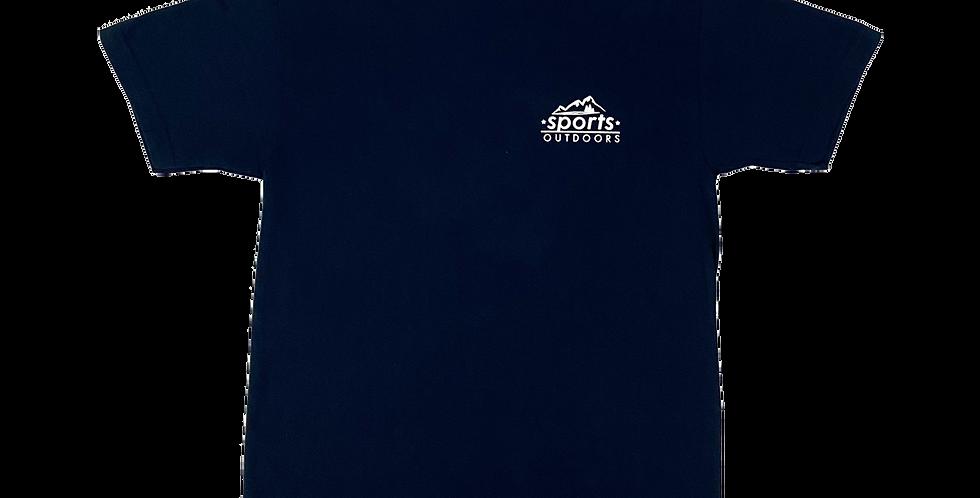 Outdoors Logo Tee