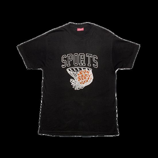 Basketball Puff Print Tee