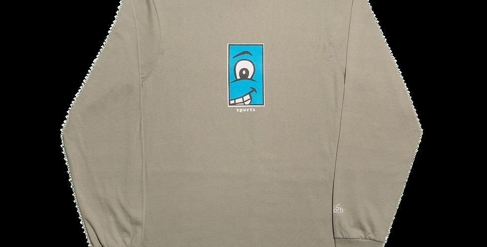 Faces Long Sleeve Shirt