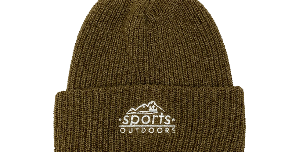 Outdoorsman Knit Beanie