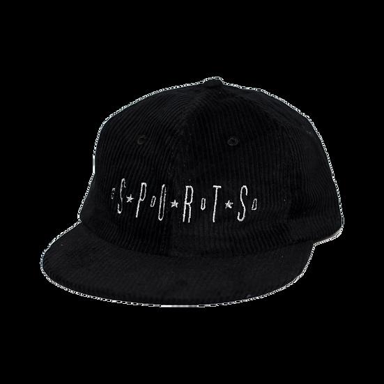 Spaced Corduroy cap