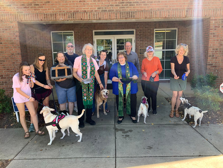 Blessing of the Pets October 10, 2021