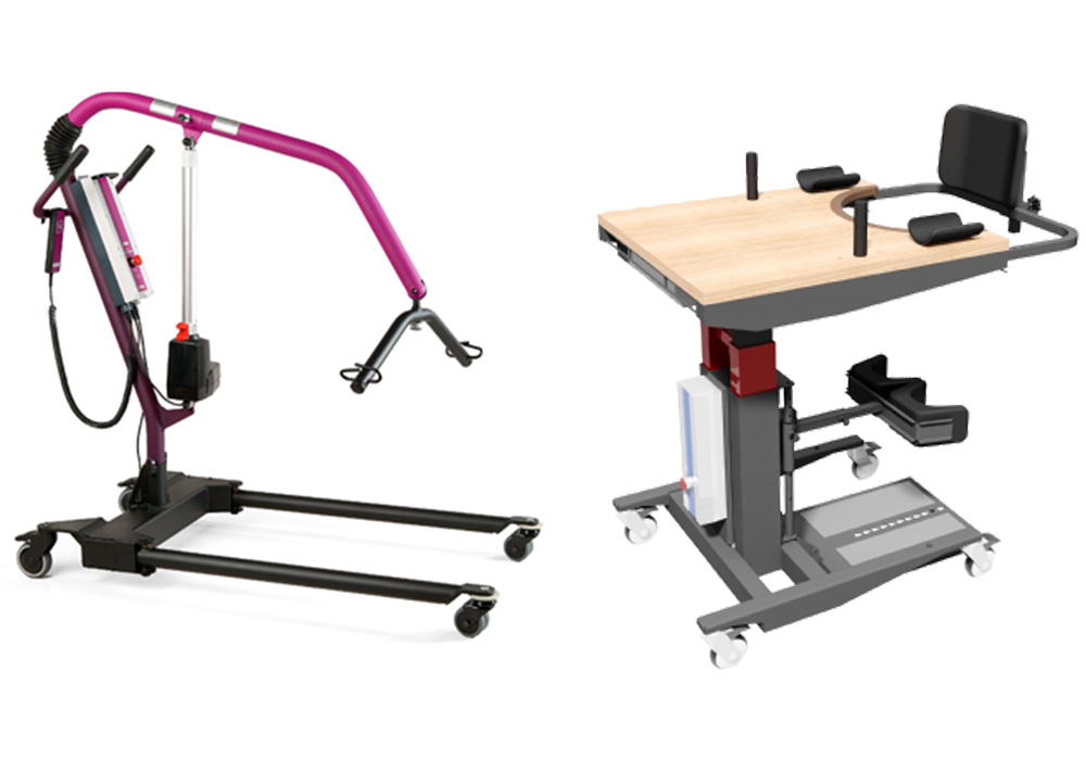 Lifting Devices & Standing Aids