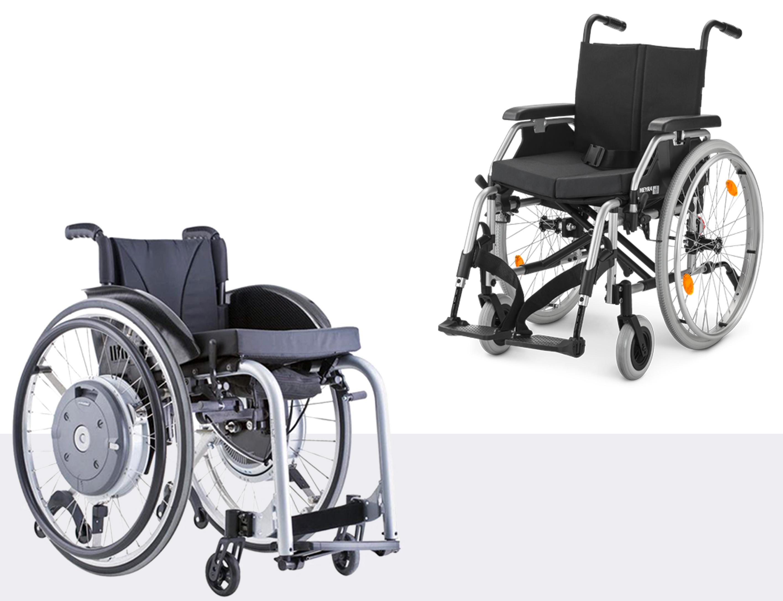 輪椅及輔助產品