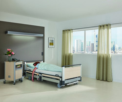 Hospital Low Beds