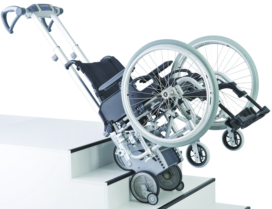 輪椅爬樓梯機