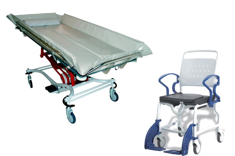 Patient Bathroom Products