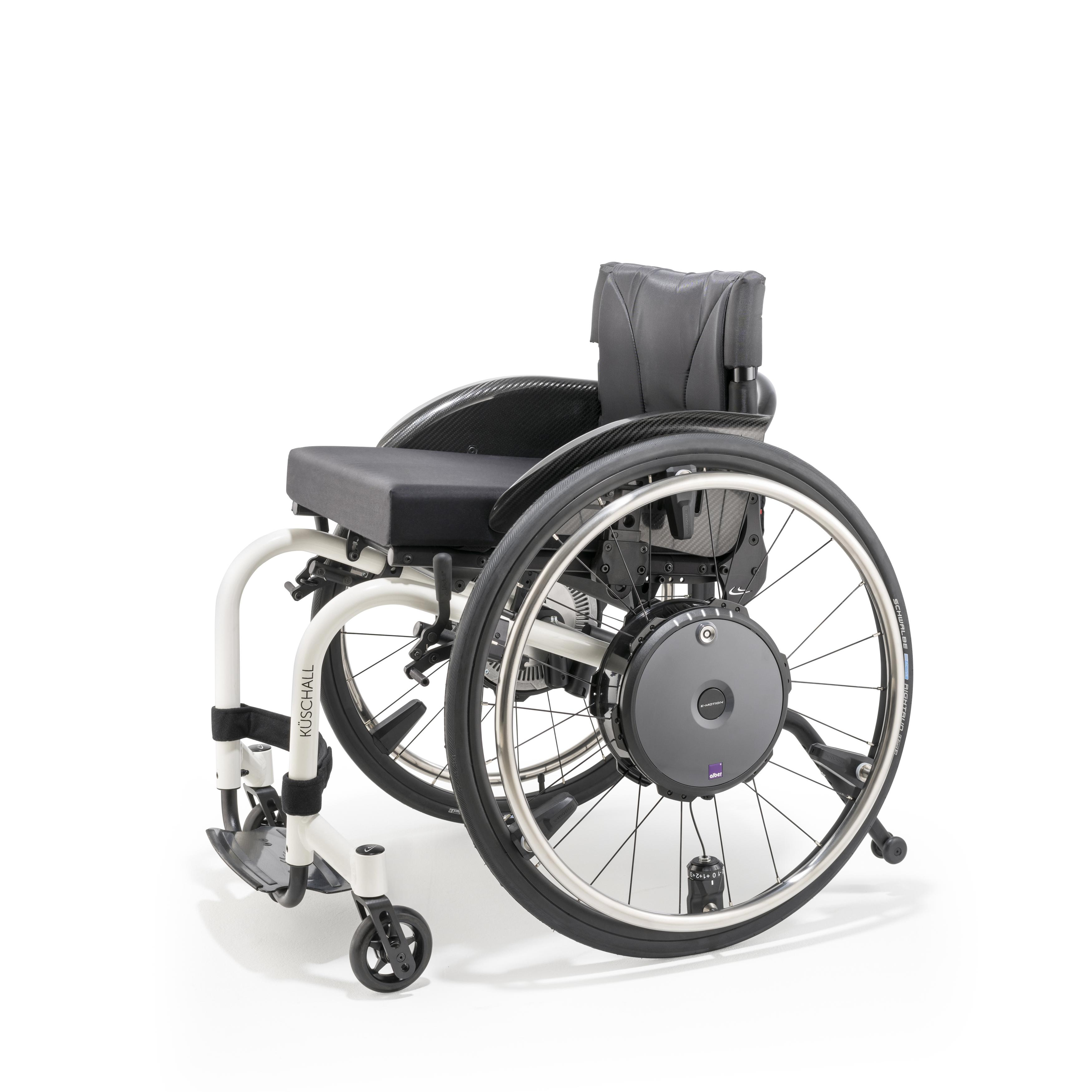 Power-Assist Wheelchairs