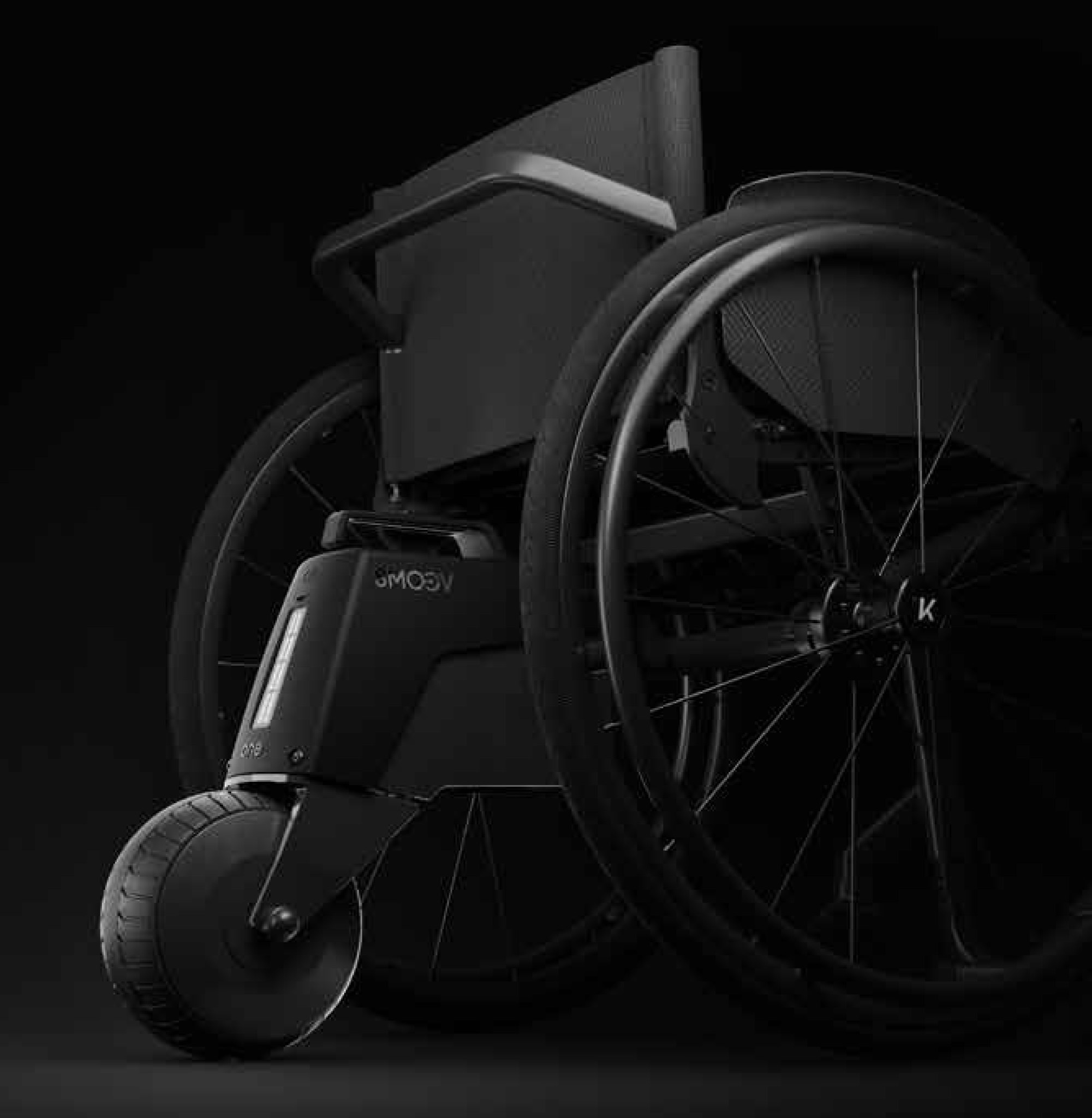 Smoov Electric Drive for Active Wheelchairs