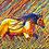 Thumbnail: Mustang nel campo di Grano