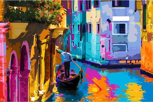 Colore tra i Canali