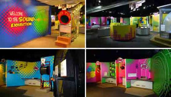 Sound Exhibition @ Science Centre Singapore