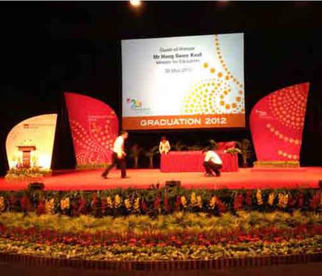 ITE Graduation 2012