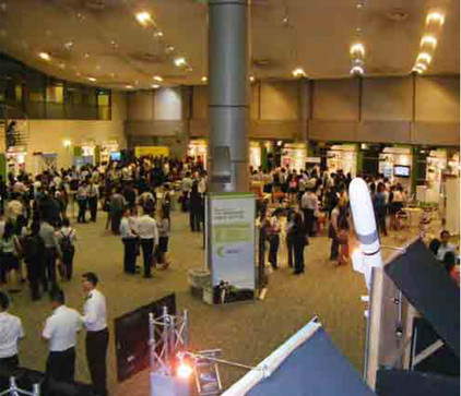 The Singapore Public Service Career Fair 2011, NTU and NUS, Singapore