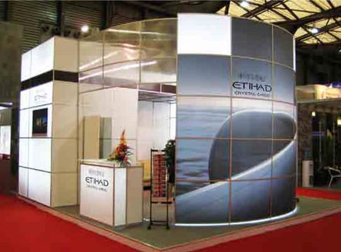 Etihad, TLC 2008, Shanghai