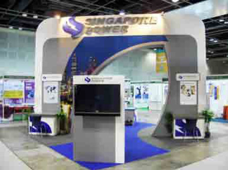 Singapore Power, Career Fair 2007