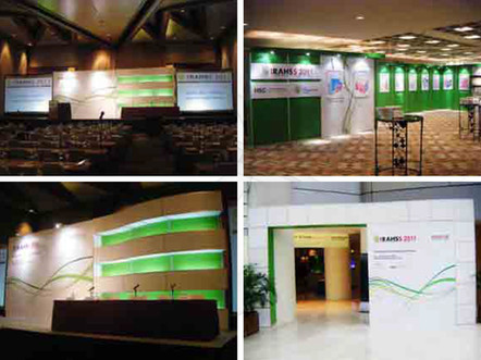 IRAHSS 2011, Swissotel Stamford Ballroom, Singapore