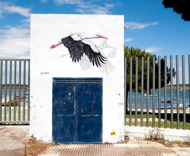 Quarantine Punta Umbría, Spain. 2020