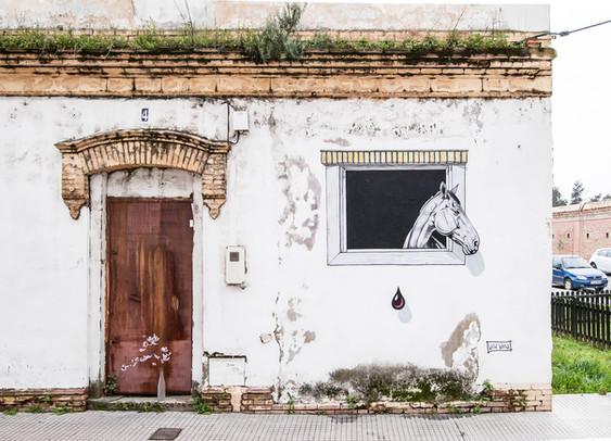 Home Alone Huelva, Spain. 2017