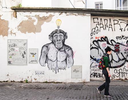 My idea Sevilla, Spain. 2016