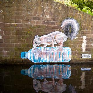 Plastic World Haarlem, Netherlands. 2019