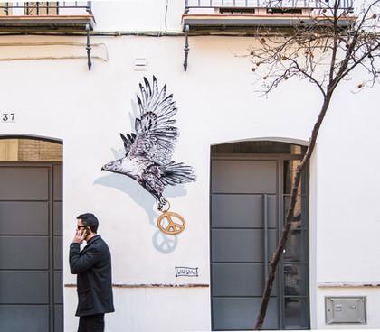 Eagle Trump Sevilla, Spain. 2017