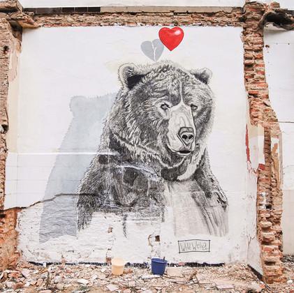 Phoenix Bear Huelva, Spain. 2015