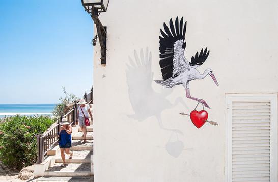 More Love Cacela Velha, Portugal. 2017