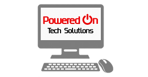 Powered On Tech Solutions Logo