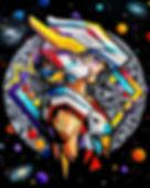 Saint seya - 1ex - 40x50cm.jpg