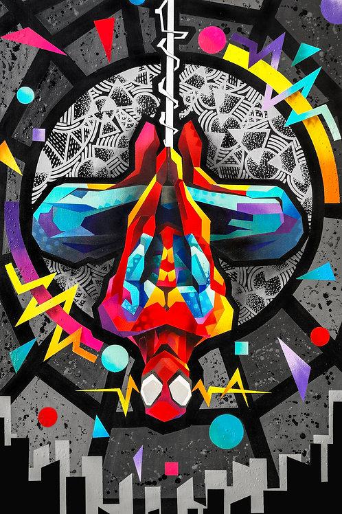 Spidey print