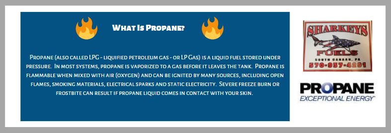 what is propane