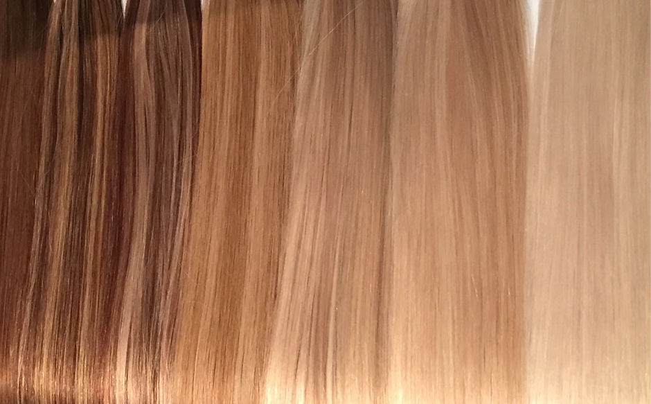 """""""Creation"""" Strands, Mixed and Blonde Colours"""
