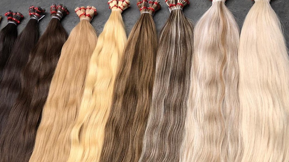 """""""Creation"""" Russian Strands"""