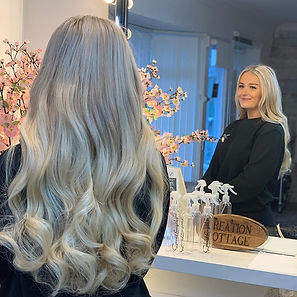 creation cottage hair extensions