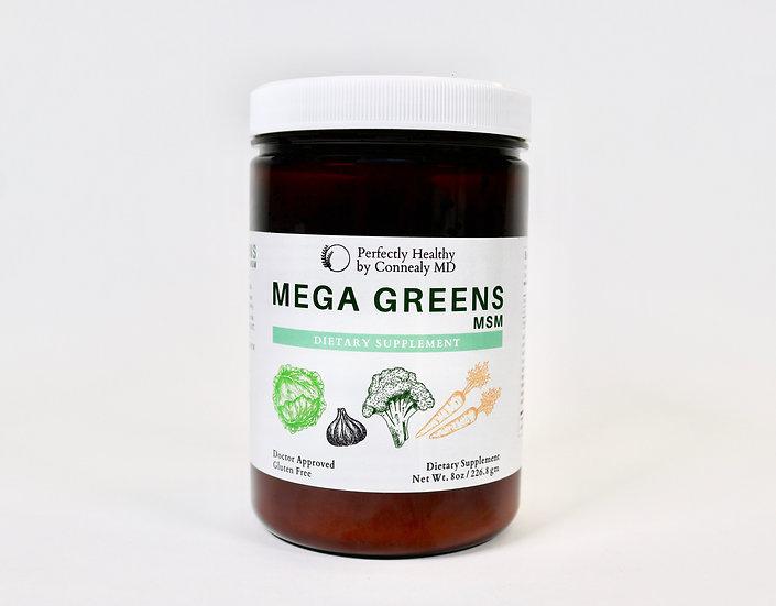 Mega Greens MSM