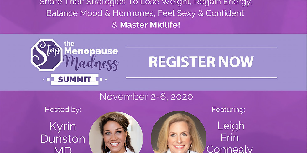 Stop the Menopause
