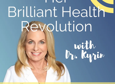 My Podcast Interview with Dr. Kyrin Part 2