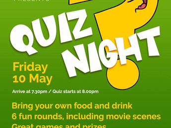 Wickham Common Quiz Night - Invite Family and Friends