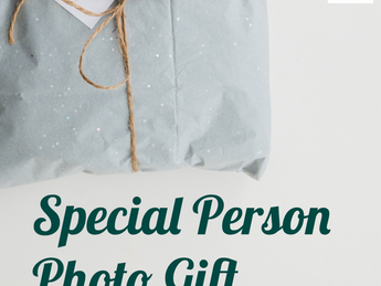 Special person photo gift and non-uniform day - 6 March