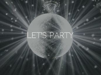School Disco - Let's Party!