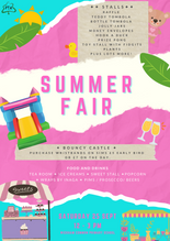 PTA Summer Fair takes place Saturday 25 September
