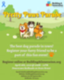 Pretty Paws Parade Unofficial Flyer w Ch