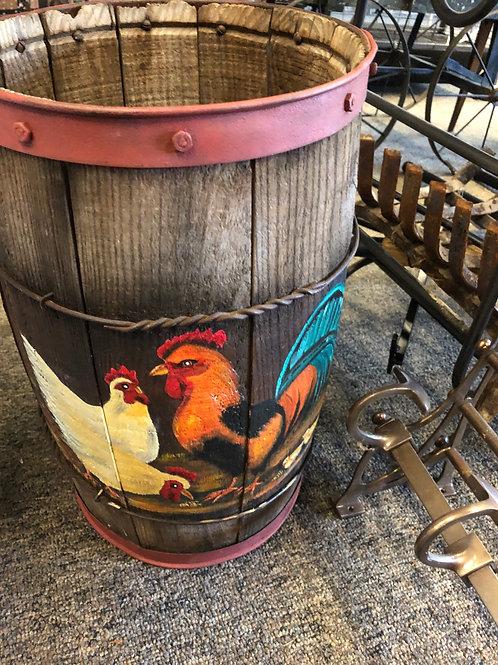 Small Decorative Barrell
