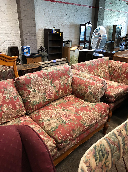 Schnadig Couch and Love Seat