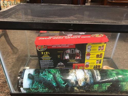 Reptile 10 Gallon Aquarium