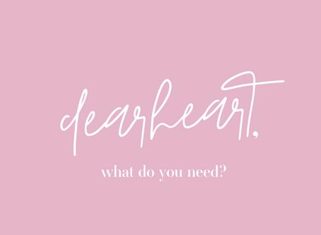 dearheart mail {No. 1}